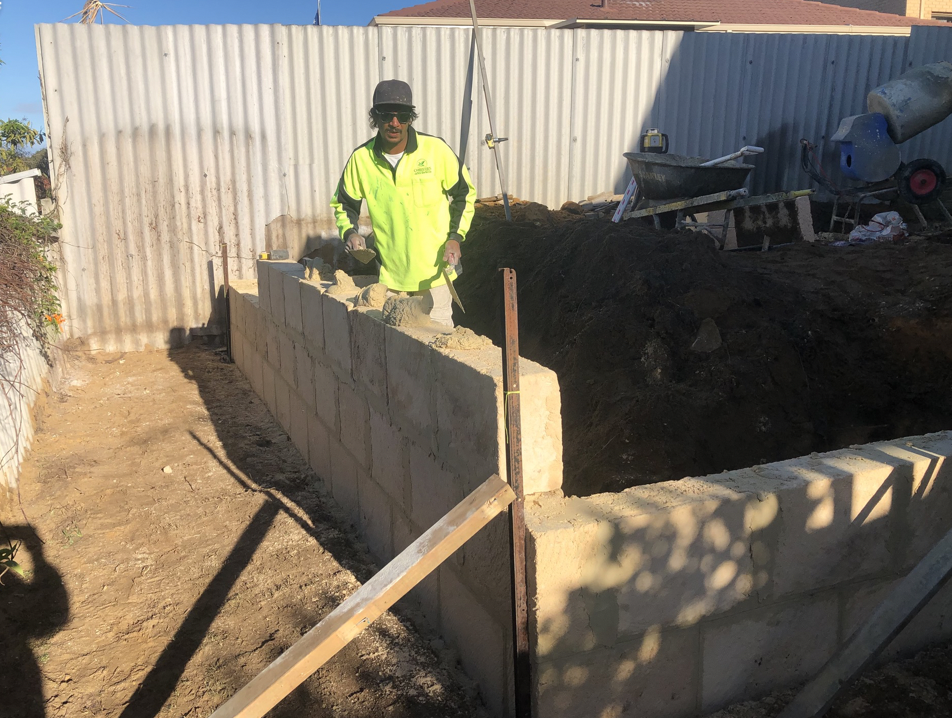 Construction Landscaping in Canberra ACT