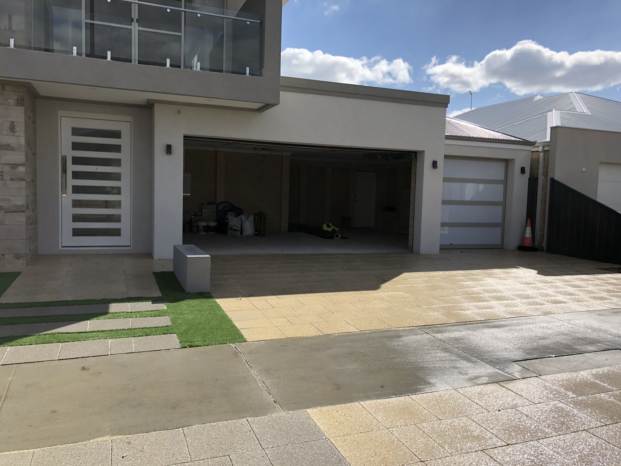 Driveway Paving Design in Canberra