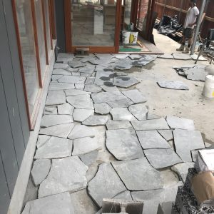 Crazy Paving in Canberra, ACT