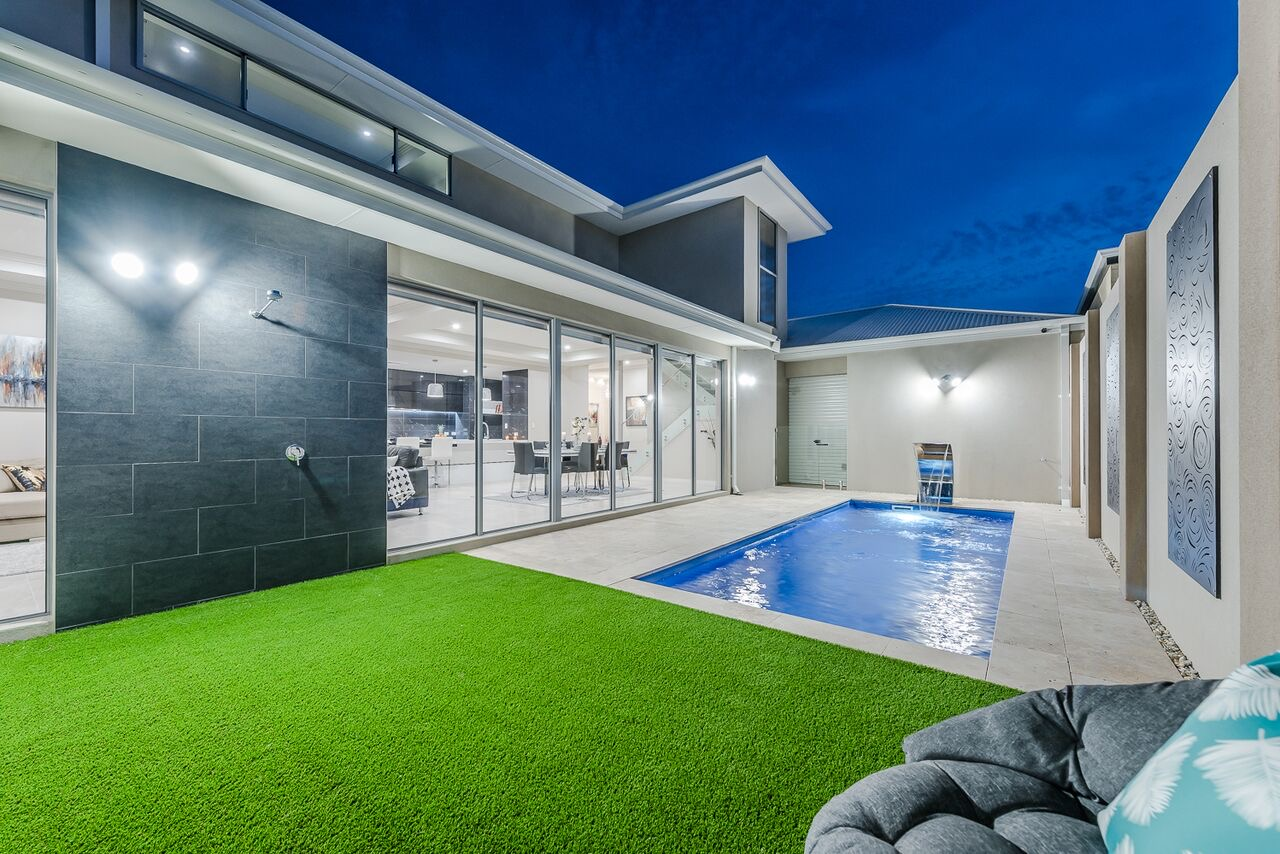 Real & Synthetic Lawn installation in Canberra, ACT