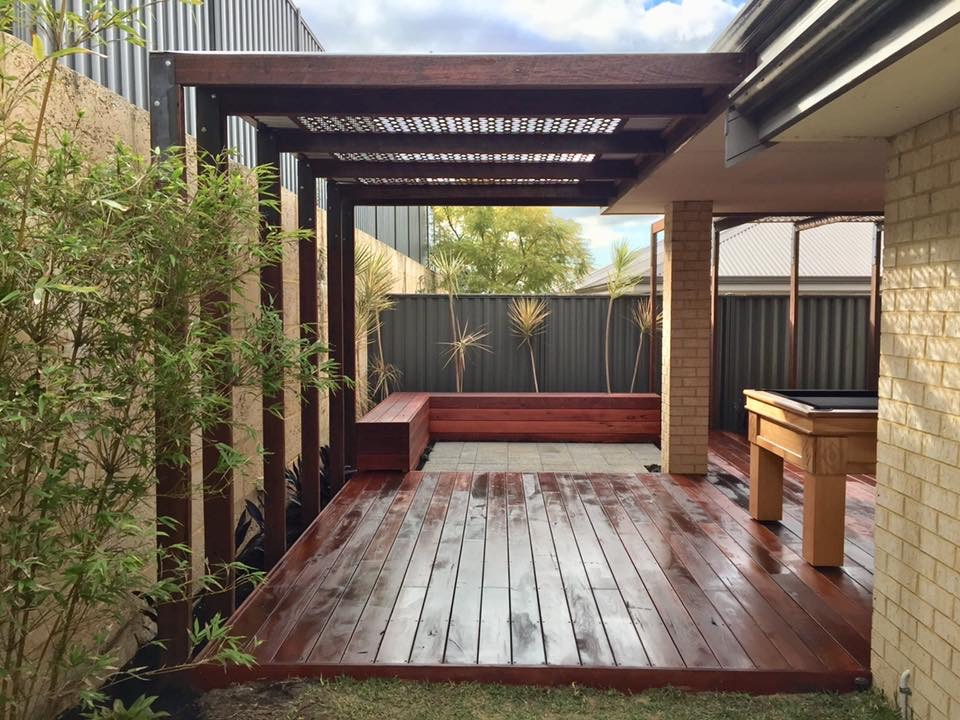 Decking Services in Canberra ACT