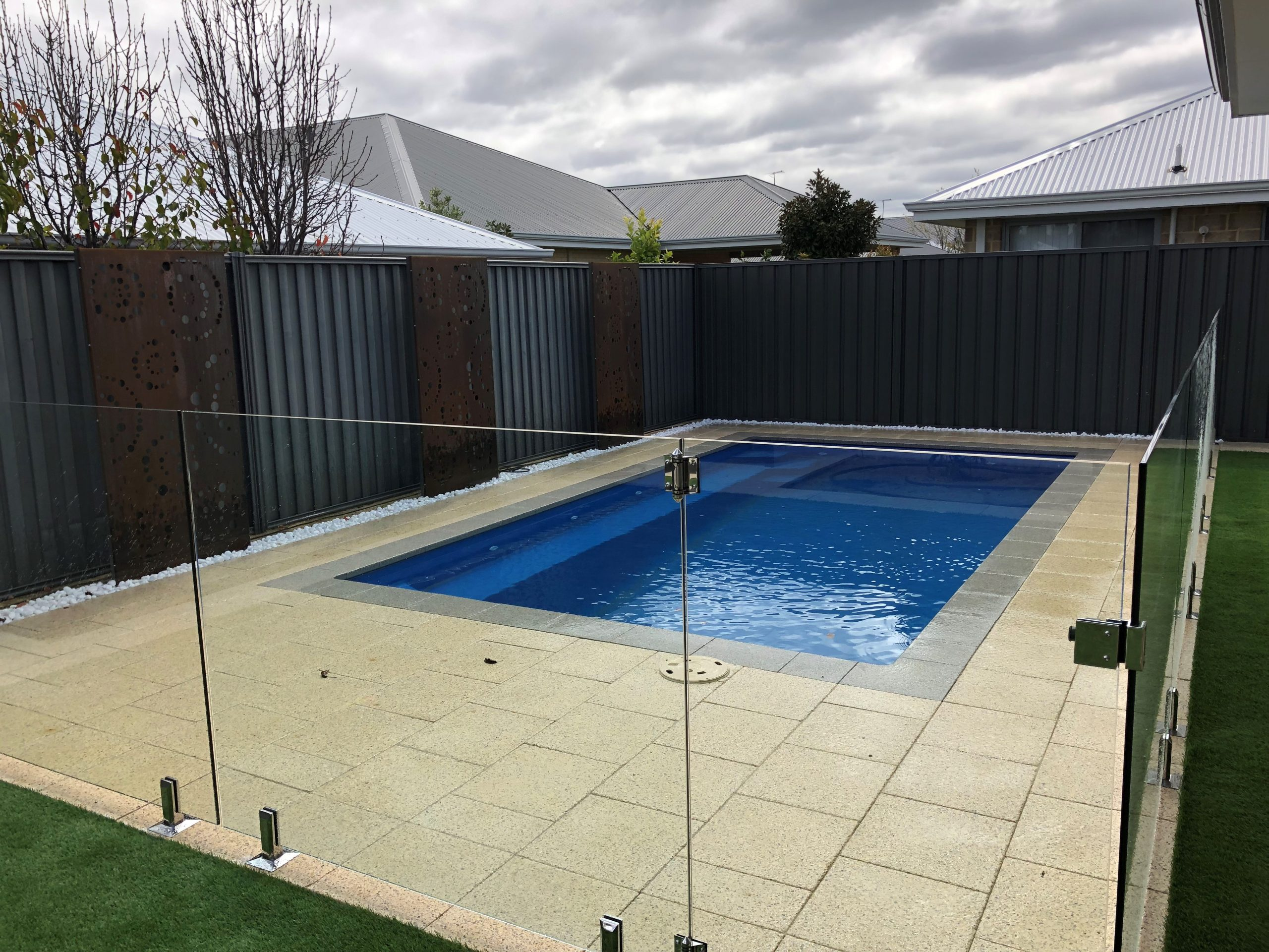 Pool Paving Project in Canberra