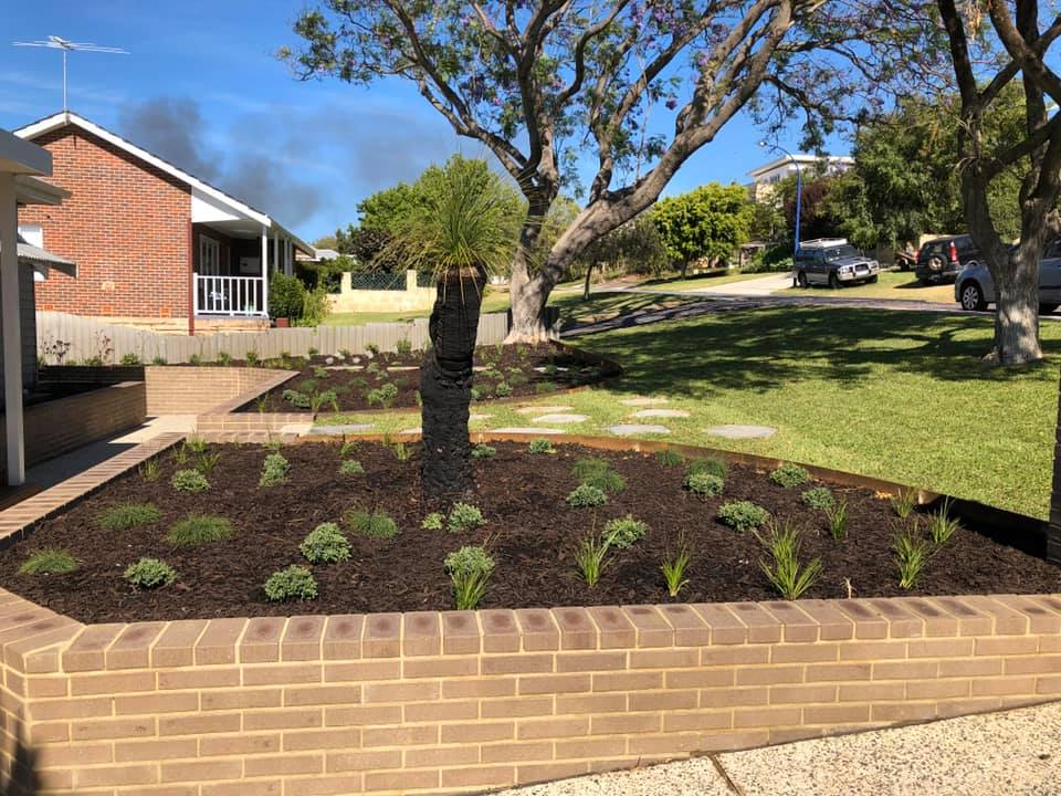 Native landscape design in Canberra, ACT