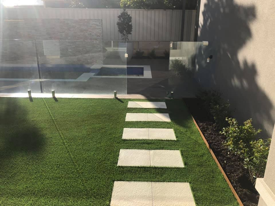 Artificial turf costs in Canberra