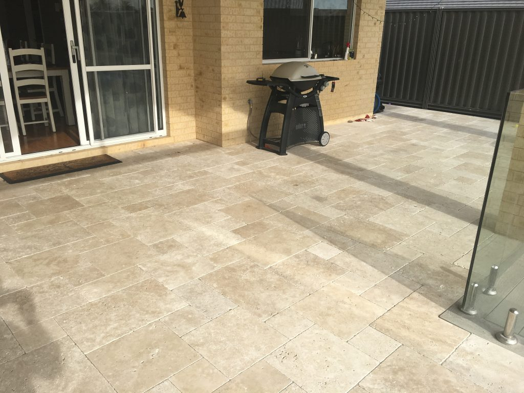 Outdoor Paving in Canberra
