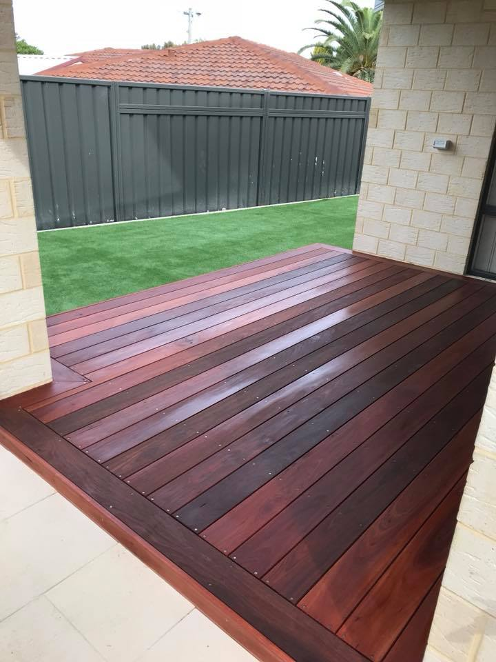 Decking installation in Canberra, ACT