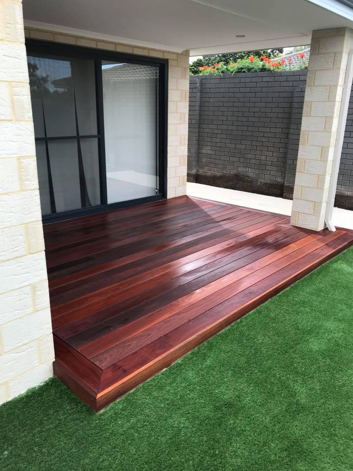 Decking in Canberra