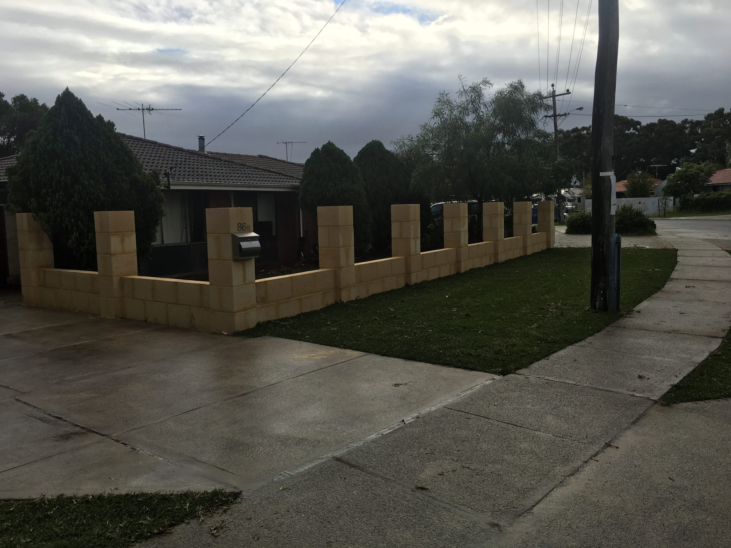 Wall Construction in Canberra, ACT