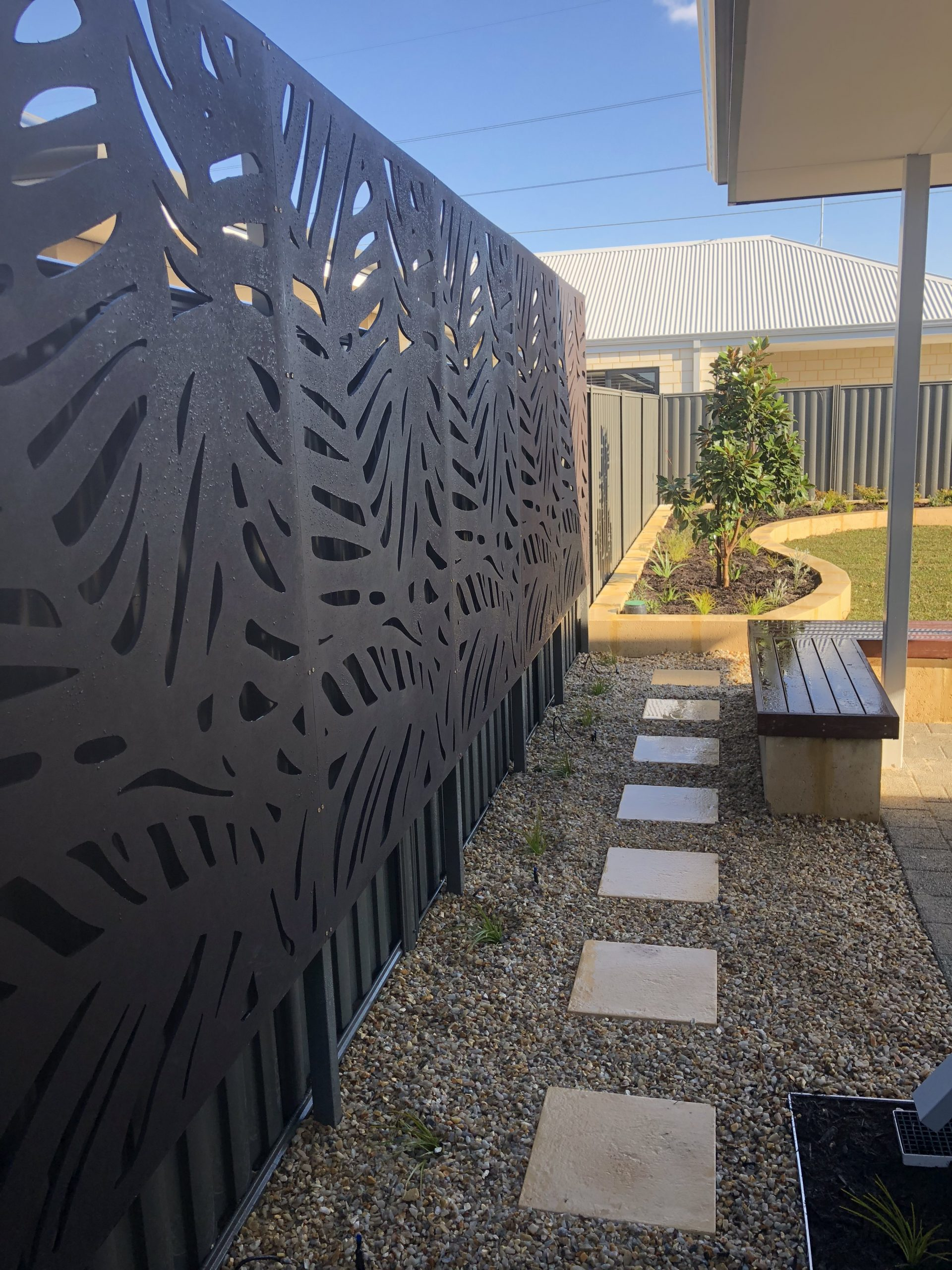 Outdoor Privacy Screening Ideas in Canberra, ACT