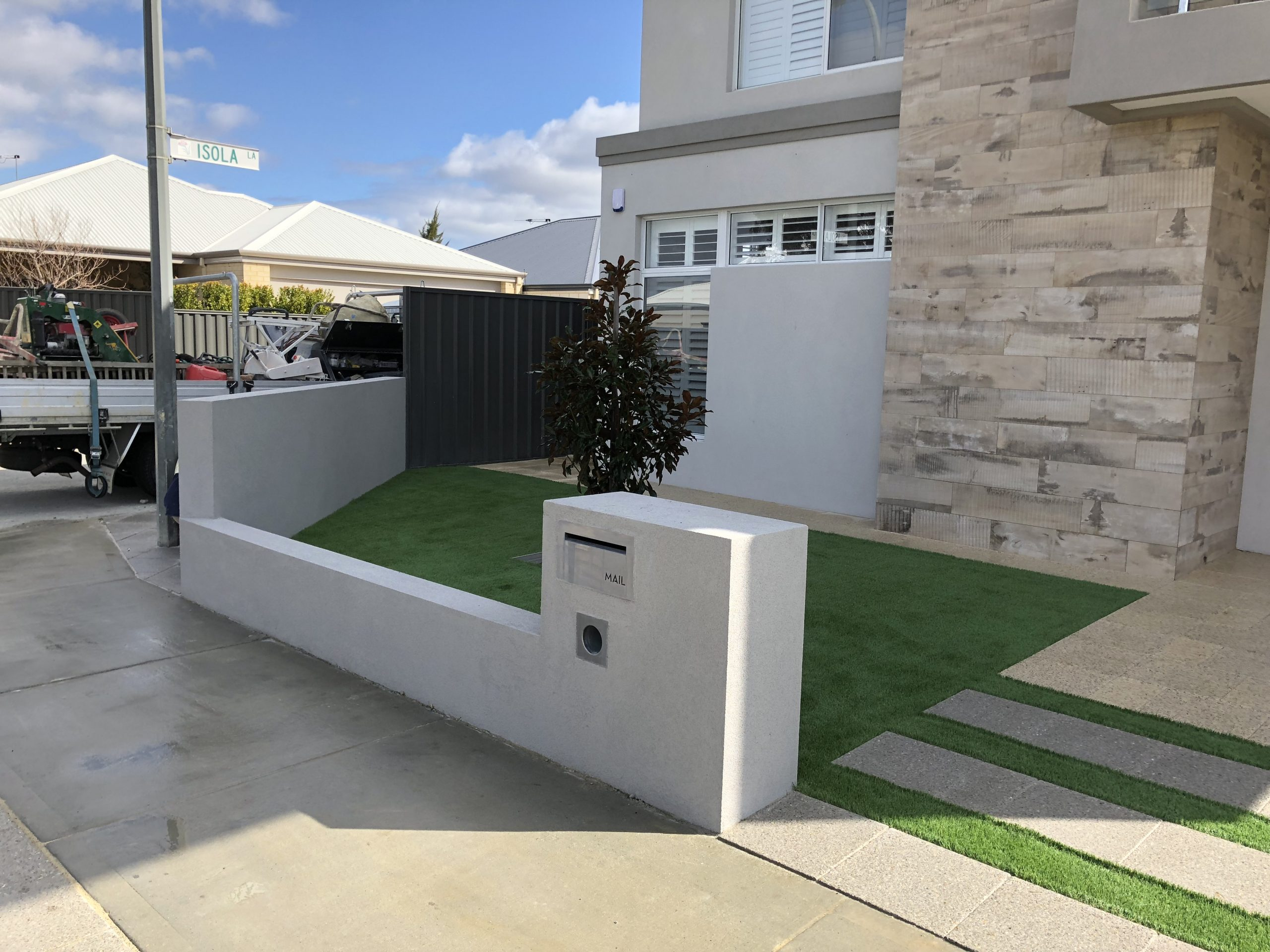 Stone Wall Project in Canberra, ACT
