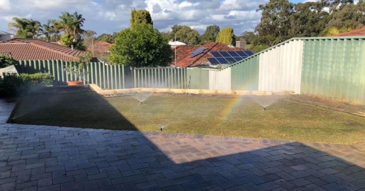 Maintaining A Sprinkler Irrigation System